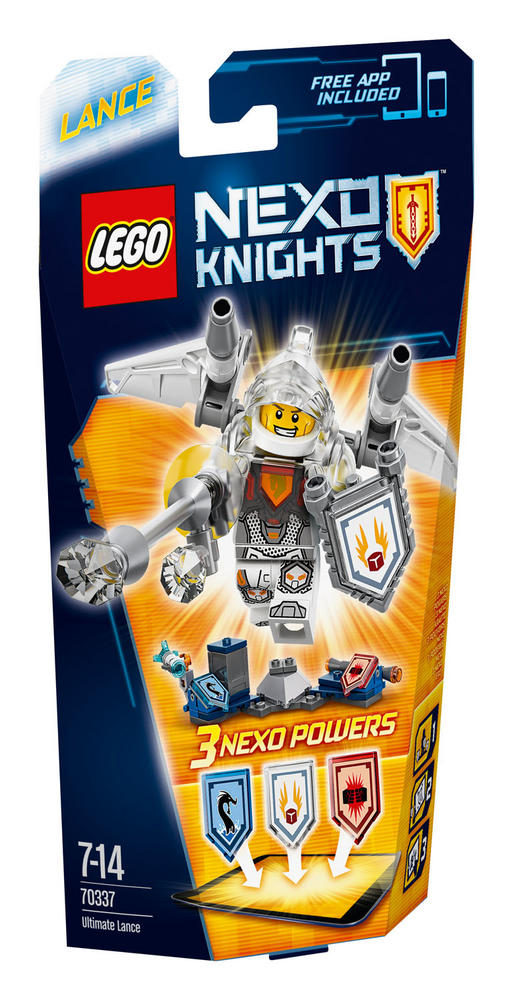 70337 LEGO Ultimate Lance NEXO KNIGHTS