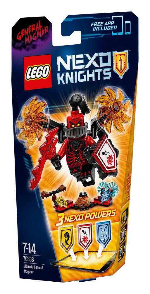 70338 LEGO Ultimate General Magmar NEXO KNIGHTS