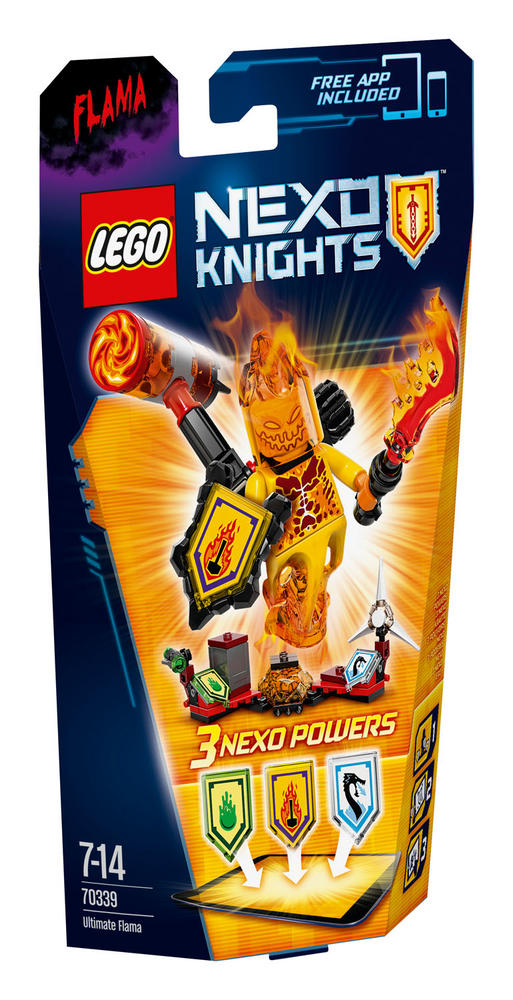 70339 LEGO Ultimate Flama NEXO KNIGHTS
