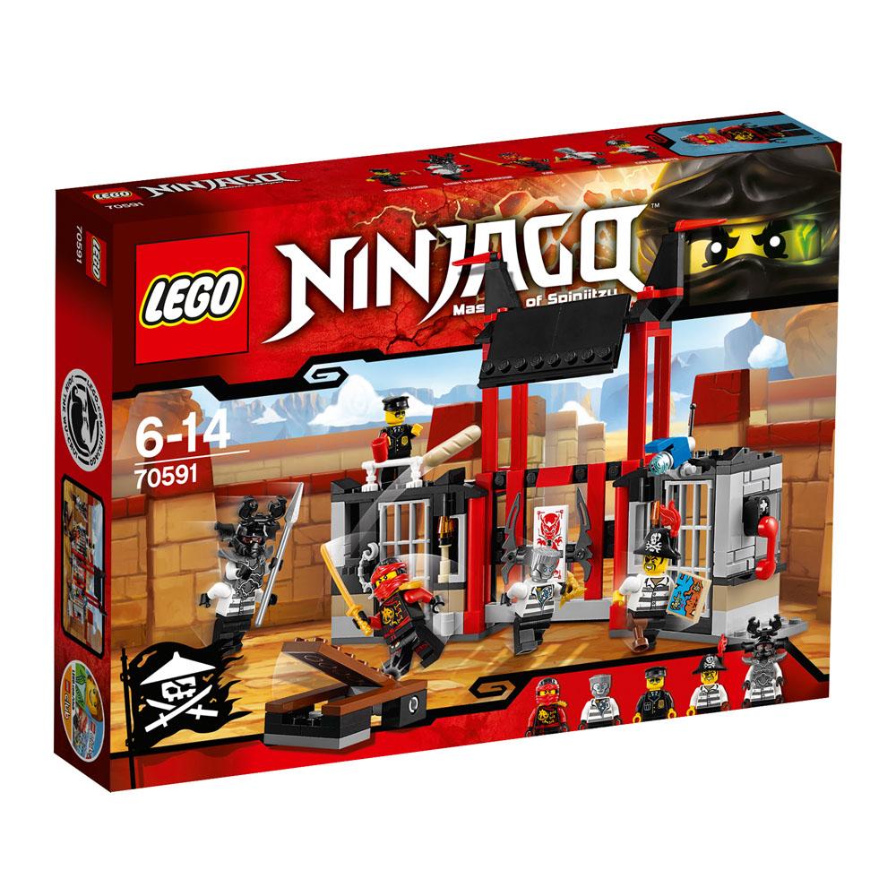 70591 LEGO Kryptarium Prison Breakout NINJAGO