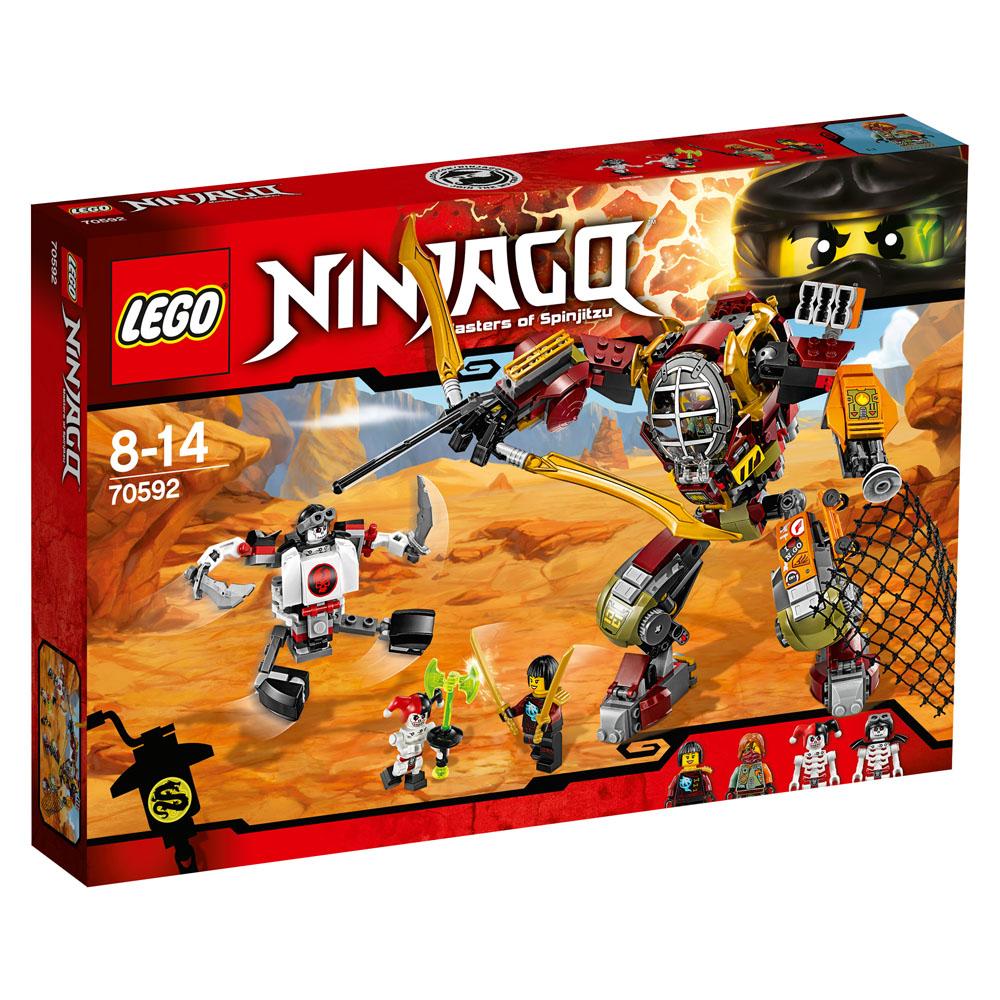 70592 LEGO Salvage M.E.C. NINJAGO