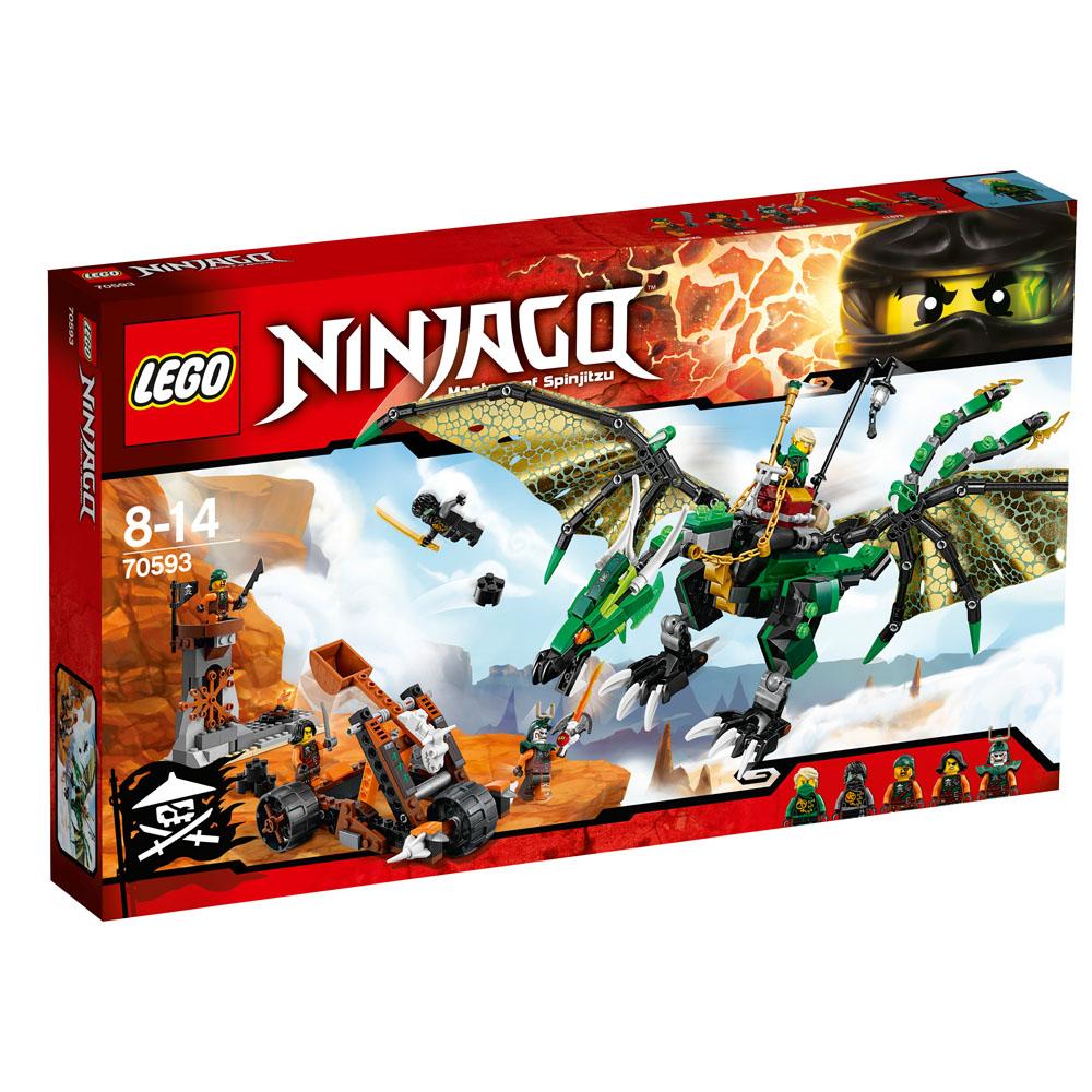 70593 LEGO The Green Nrg Dragon NINJAGO