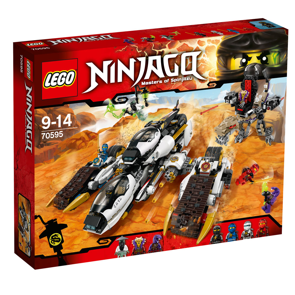 70595 LEGO Ultra Stealth Raider NINJAGO