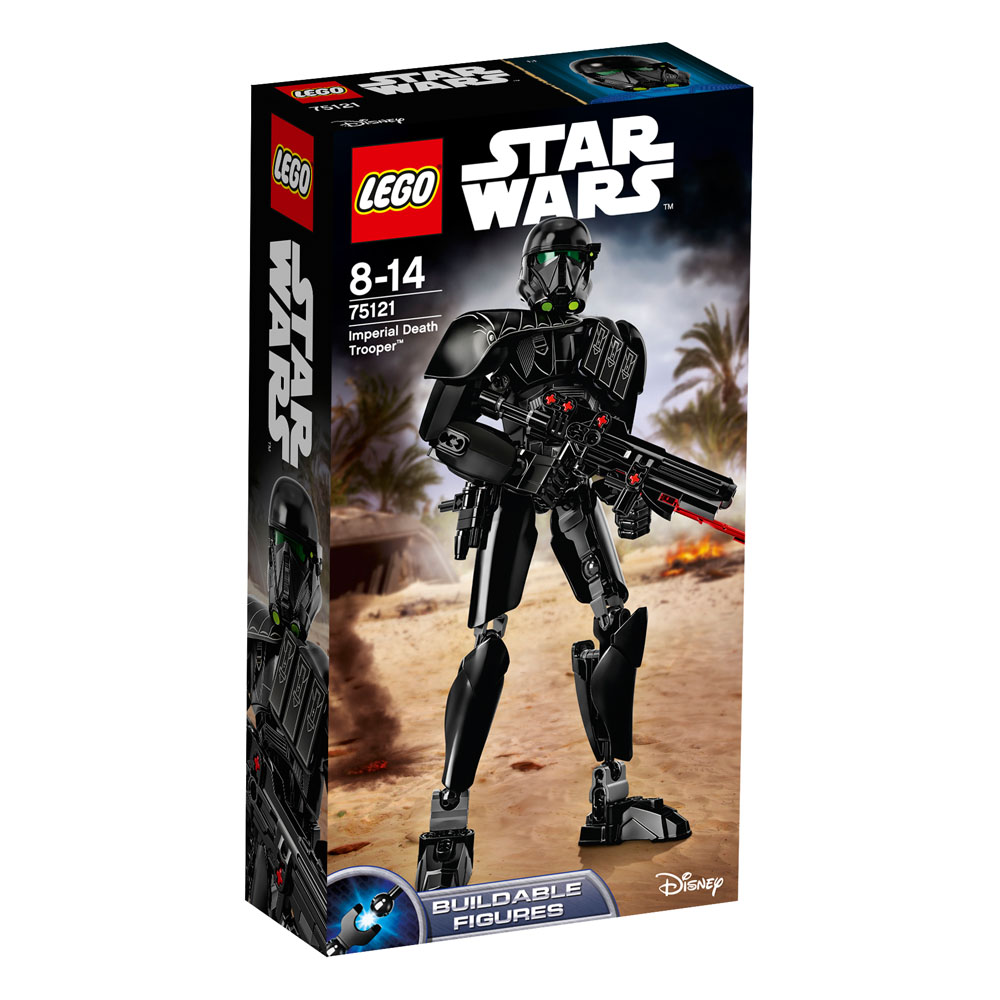 75121 LEGO Imperial Death Trooper 26cm Figure STAR WARS CONSTRACTION