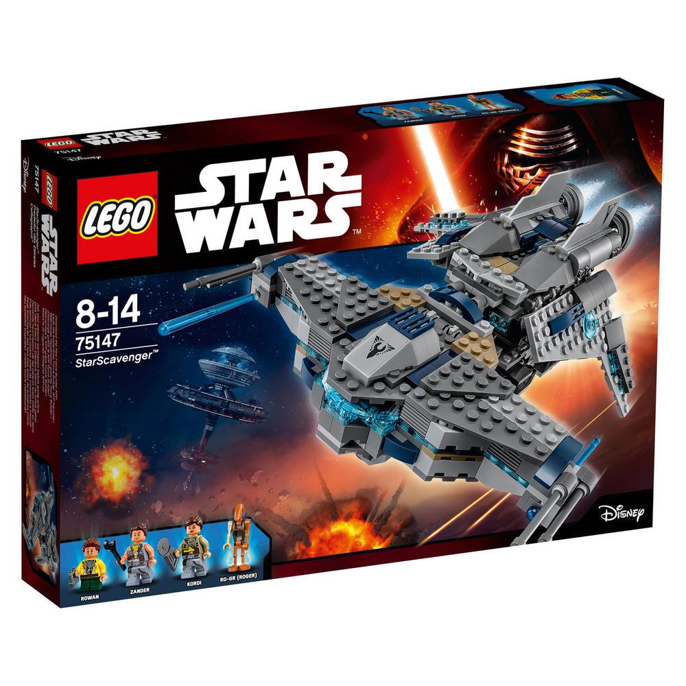 75147 LEGO Starscavenger? STAR WARS