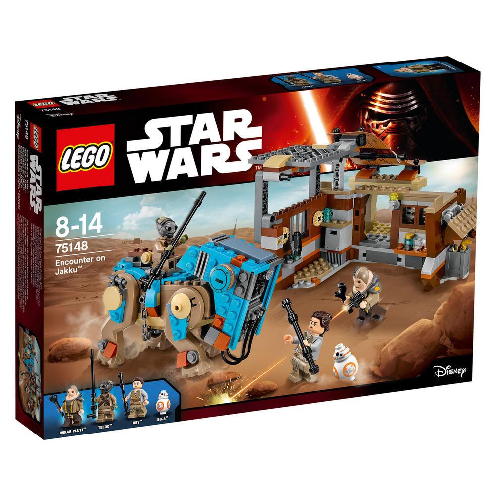 75148 LEGO Encounter On Jakku? STAR WARS