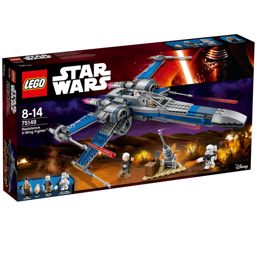 75149 LEGO Resistance X-Wing Fighter? STAR WARS
