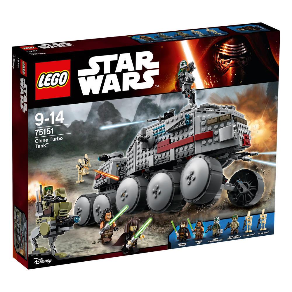75151 LEGO Clone Turbo Tank? STAR WARS