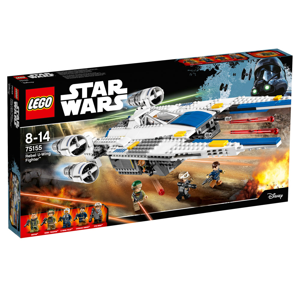 75155 LEGO Rebel U-Wing Fighter? STAR WARS