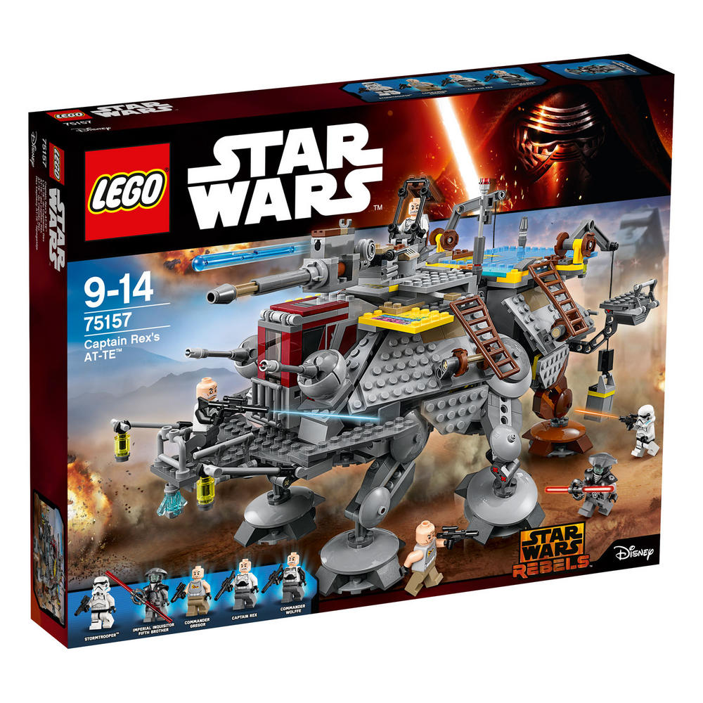 75157 LEGO Captain Rex's AT-TE? STAR WARS