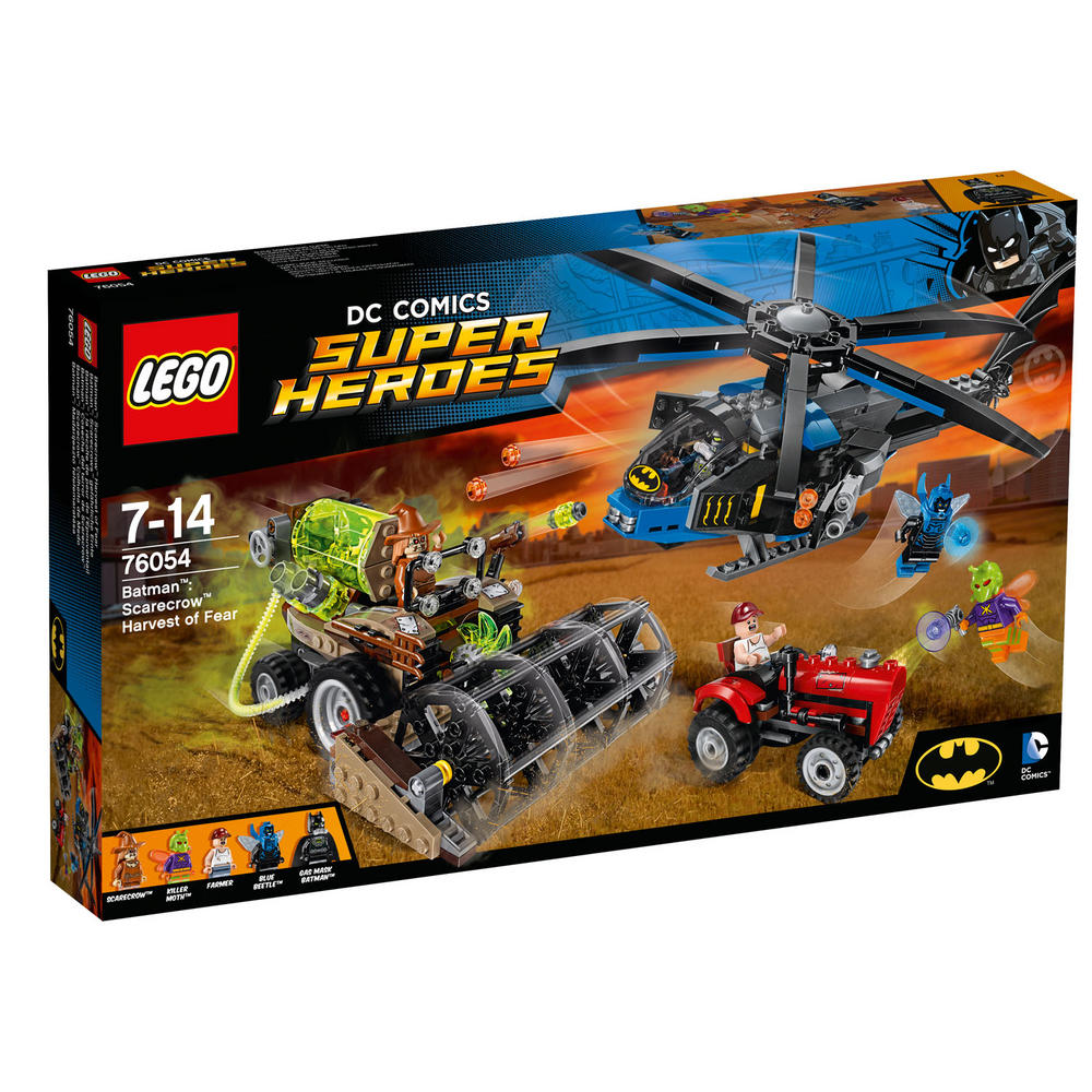 76054 LEGO Batman?: Scarecrow? Harvest of Fear SUPER HEROES