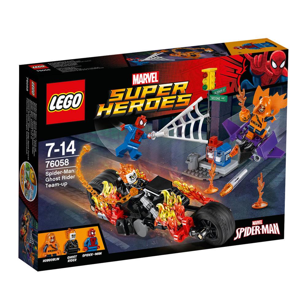 76058 LEGO Spider-Man: Ghost Rider Team-Up SUPER HEROES
