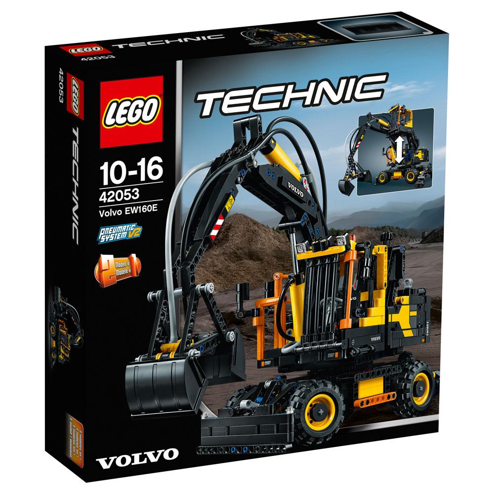 42053 LEGO Volvo EW160E TECHNIC