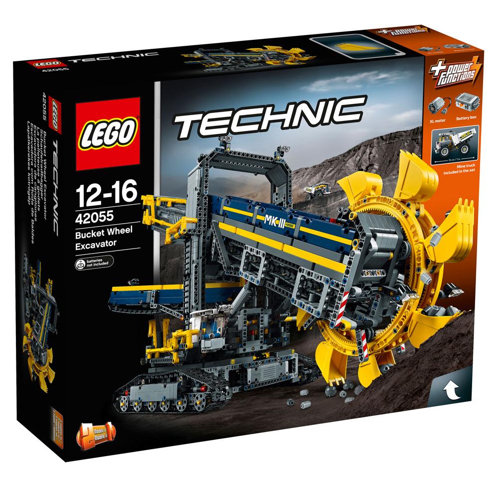 42055 LEGO Bucket Wheel Excavator TECHNIC