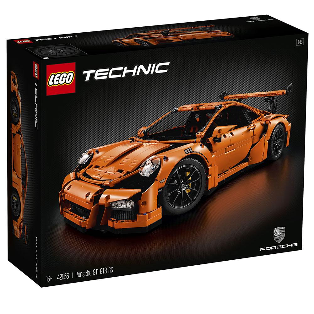 42056 LEGO Porsche 911 GT3 RS TECHNIC