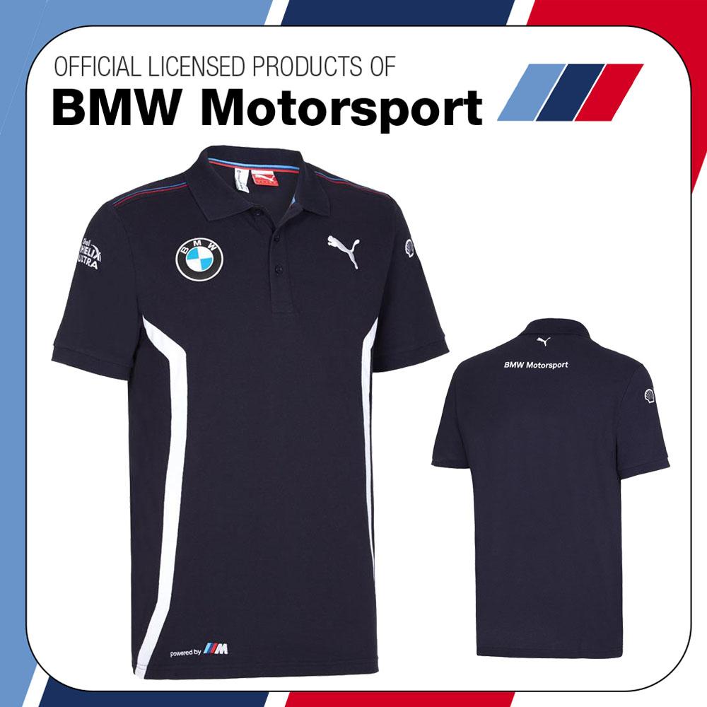 Camisa De Los Deportes De Motor Puma Bmw CSCIRtZz0