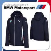 New! 2016 Puma BMW Motorsport Mens Team Windbreaker Jacket Coat Lightweight
