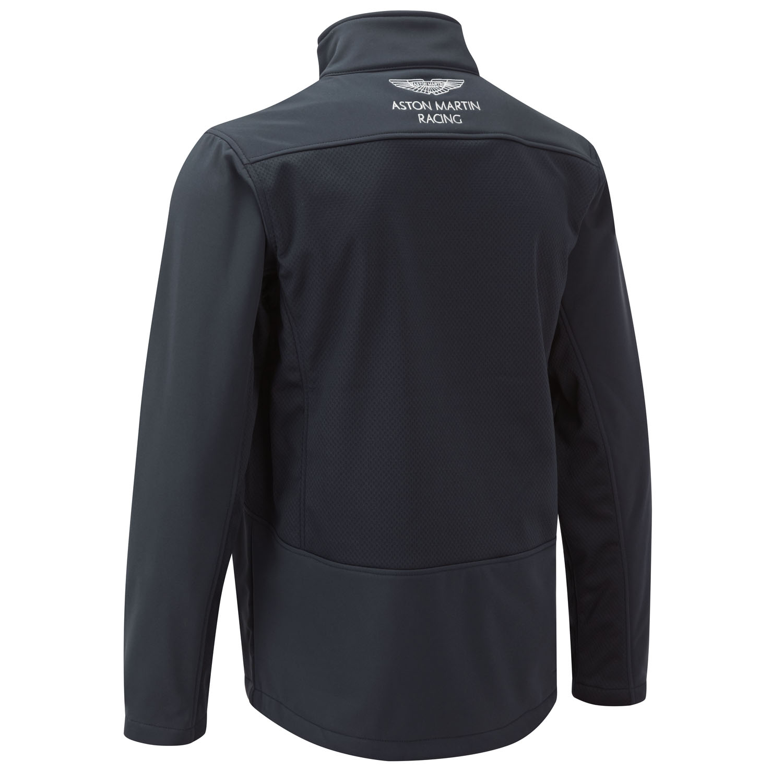 new! 2016 aston martin racing team mens travel softshell jacket
