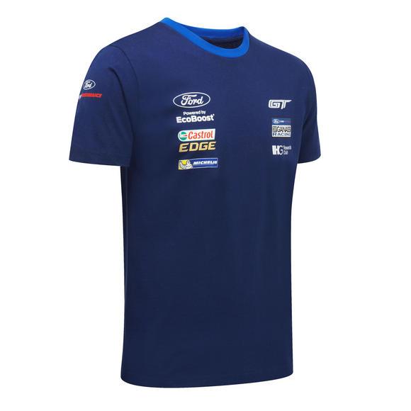 Ford Motorsport Mens Team T-Shirt - WEC Ford GT Chip Ganassi Racing Team
