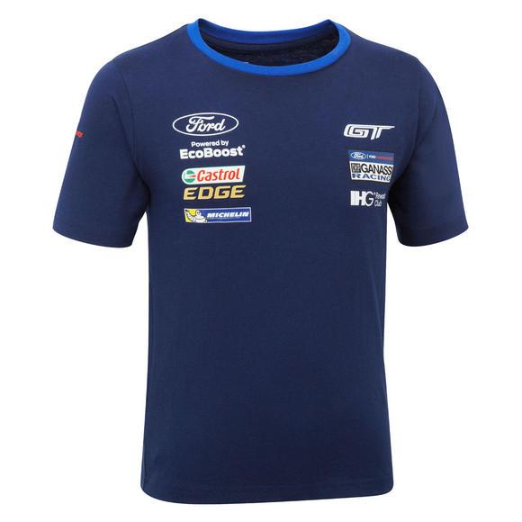 Ford Motorsport Childrens Kids Boys Team T-Shirt WEC Ford GT Ganassi Racing Team
