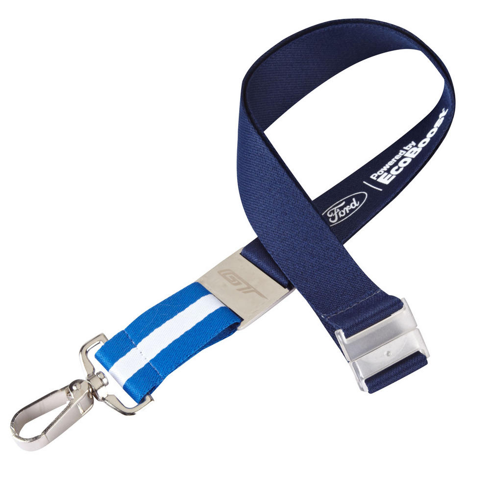 Ford Motorsport Team Lanyard Neck Strap Ticket/Pass Holder WEC Ford GT Race Team