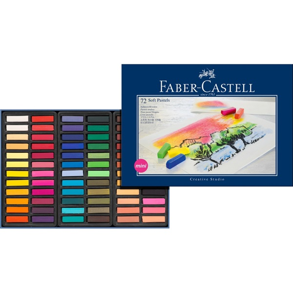 #835113 Faber Castell A5 Sketch Pad Creative Studio Mixed Media 250gsm 30 Sheets