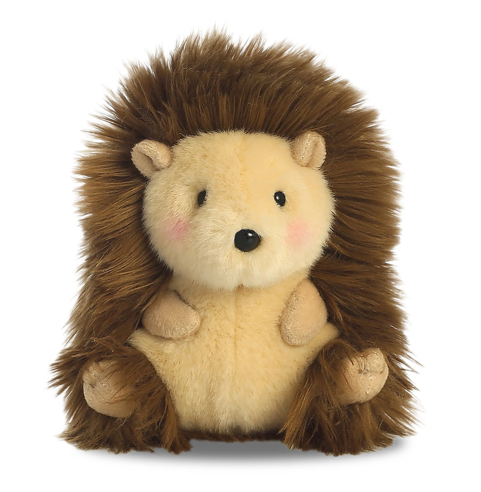 Soft Animal Toys : New aurora rolly pets plush soft toy animals size cm