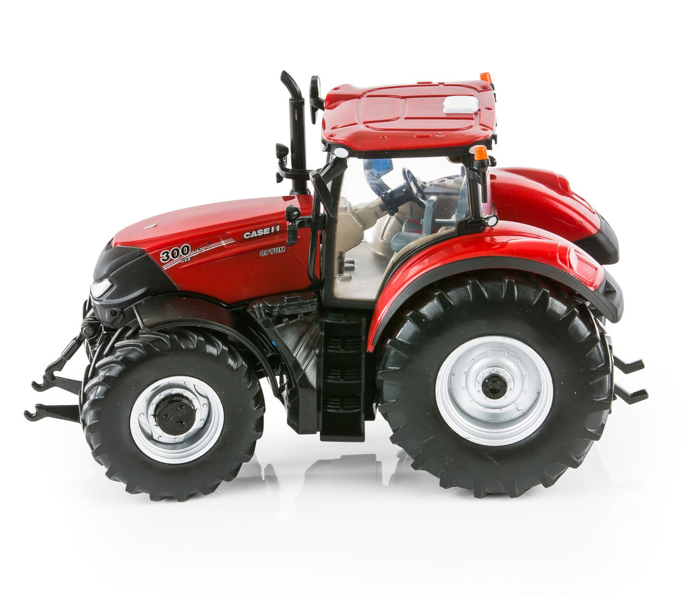 MarGe Models 1712 BLACK CASE IH Optum 300 CVX tractor of the year 2017 1:32