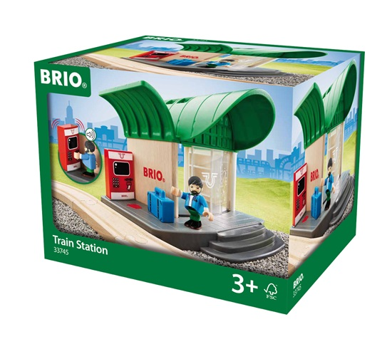 BRIO-Railway-Train-Accessories-Full-Range-of-Wooden-Toys-1yrs-Toddler-Children thumbnail 22