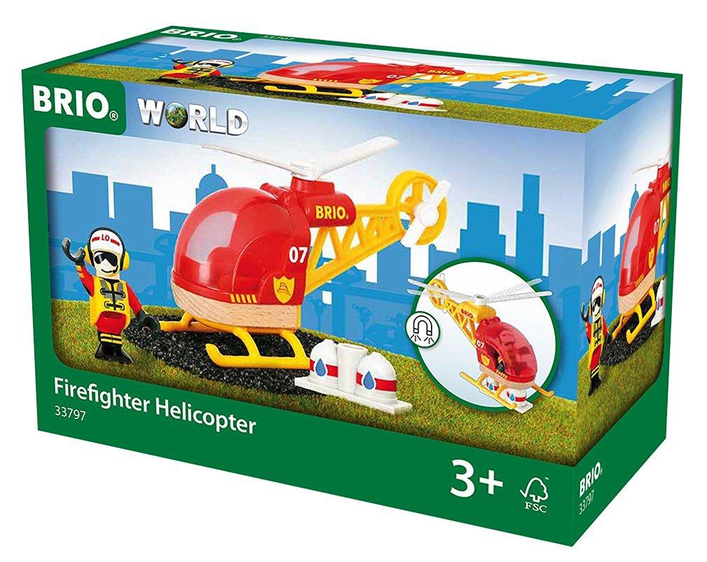 BRIO-Railway-Rolling-Stock-Full-Range-of-Wooden-Train-Rolling-Stock-Children-1yr thumbnail 34