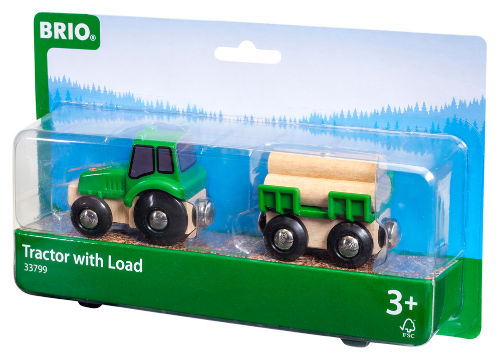 BRIO-Railway-Rolling-Stock-Full-Range-of-Wooden-Train-Rolling-Stock-Children-1yr thumbnail 36