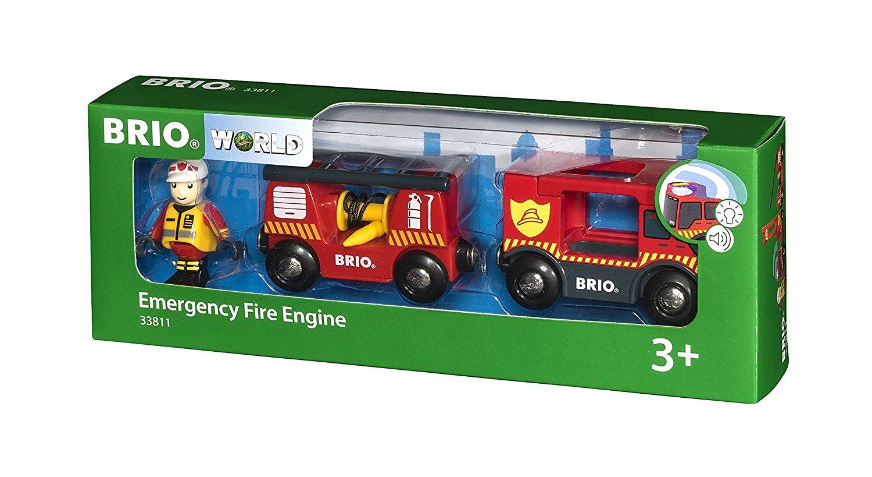 BRIO-Railway-Rolling-Stock-Full-Range-of-Wooden-Train-Rolling-Stock-Children-1yr thumbnail 38