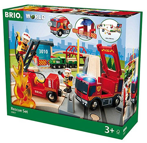 BRIO-Railway-Rolling-Stock-Full-Range-of-Wooden-Train-Rolling-Stock-Children-1yr thumbnail 40