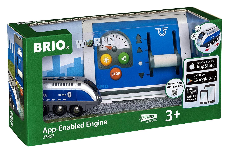 BRIO-Railway-Rolling-Stock-Full-Range-of-Wooden-Train-Rolling-Stock-Children-1yr thumbnail 47