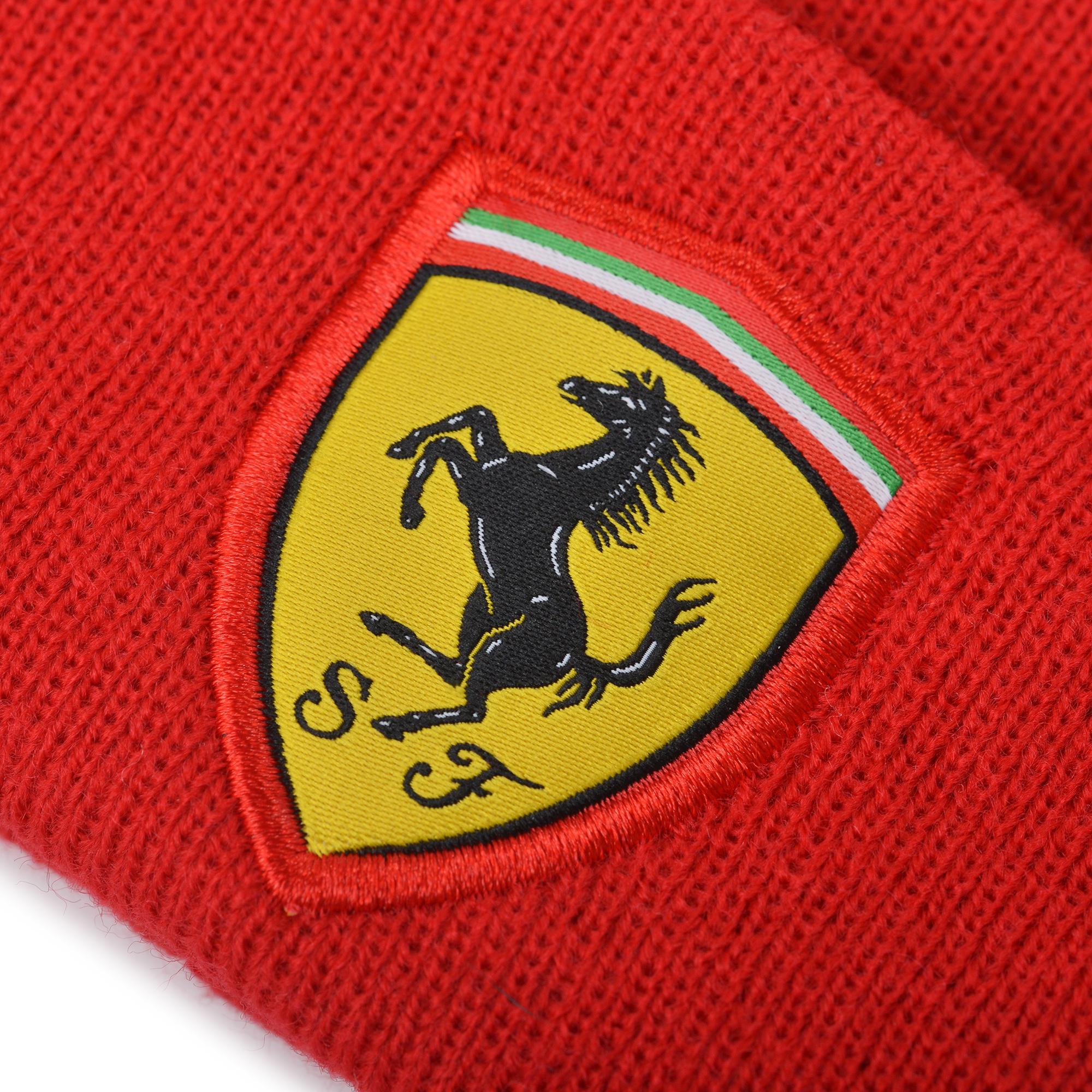 Sentinel Scuderia Ferrari F1 Formula One Team Beanie Winter Hat Red Adult  One Size 32ec9843f6c