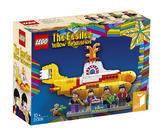 21306 LEGO The Beatles Yellow Submarine IDEAS