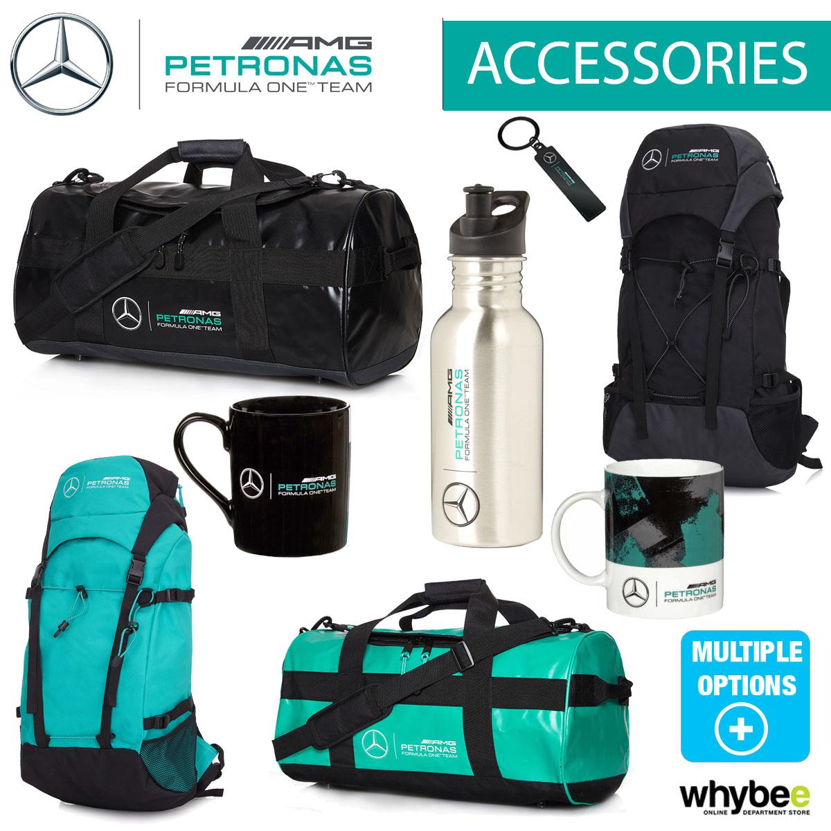 sale! 2016 mercedes-amg f1 formula one team accessories bag