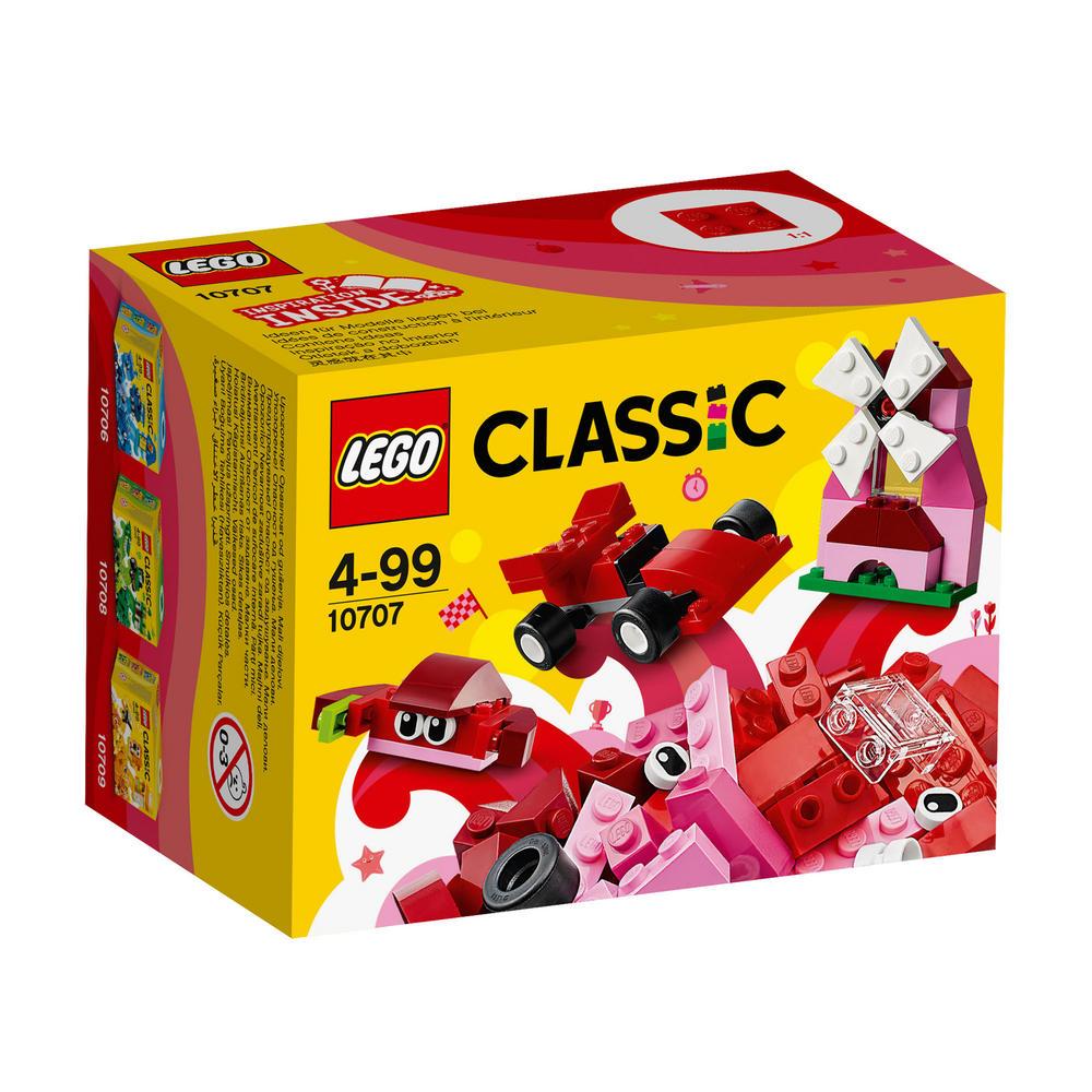 10707 LEGO Red Creativity Box CLASSIC