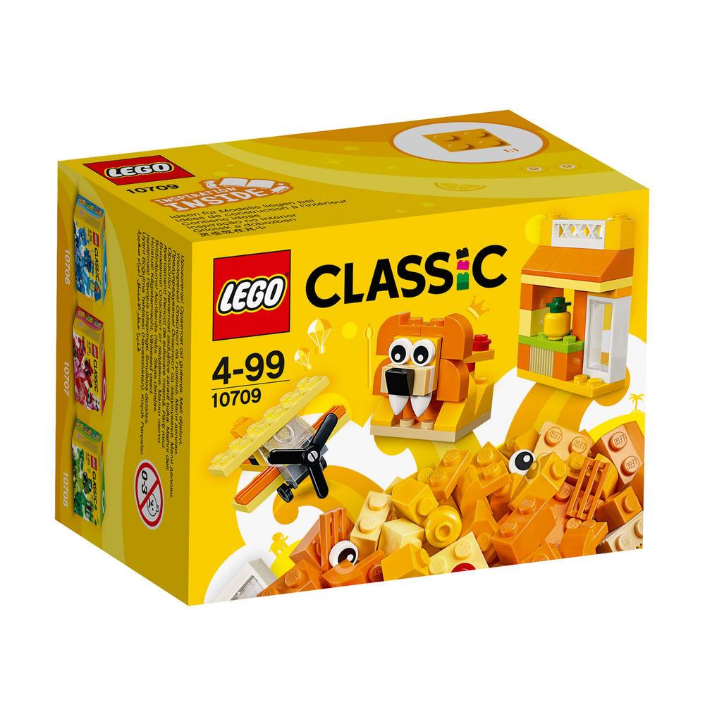 10709 LEGO Orange Creativity Box CLASSIC