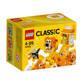 10709 LEGO Orange Creativity Box CLASSIC