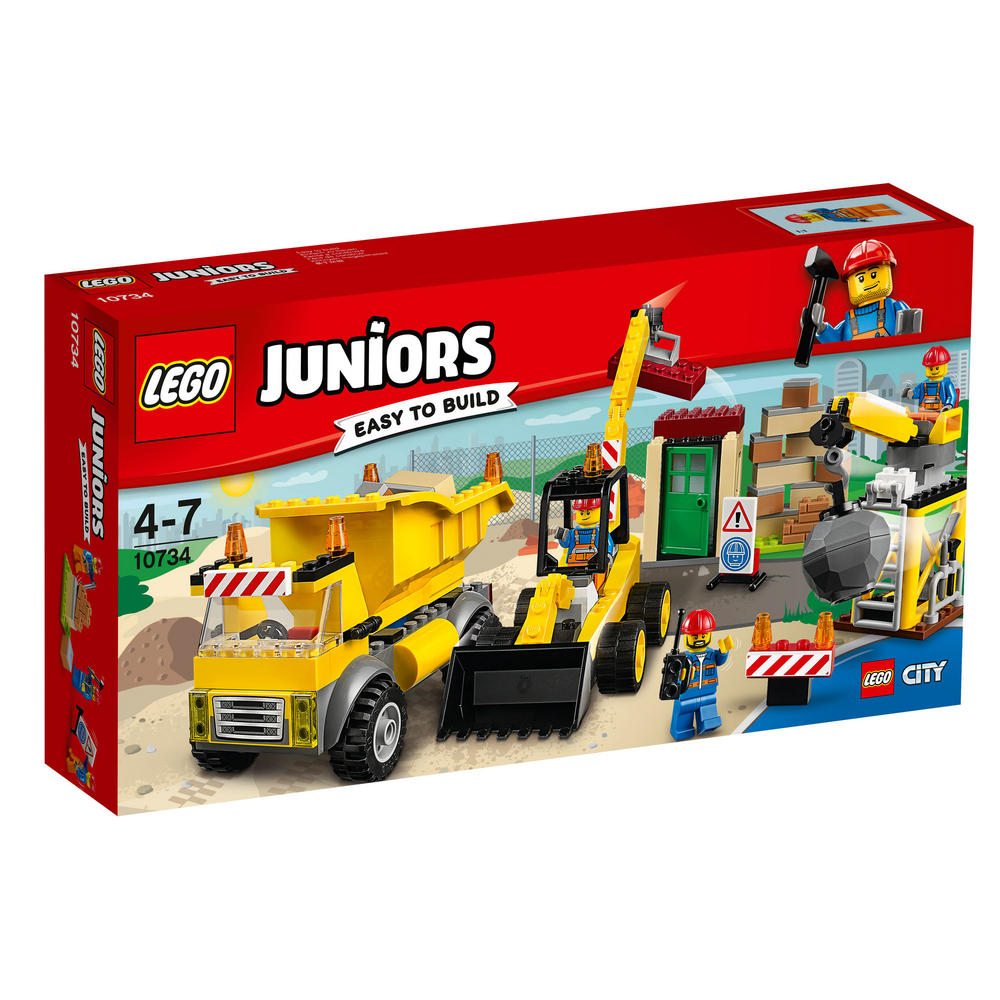 10734 LEGO Demolition Site JUNIORS