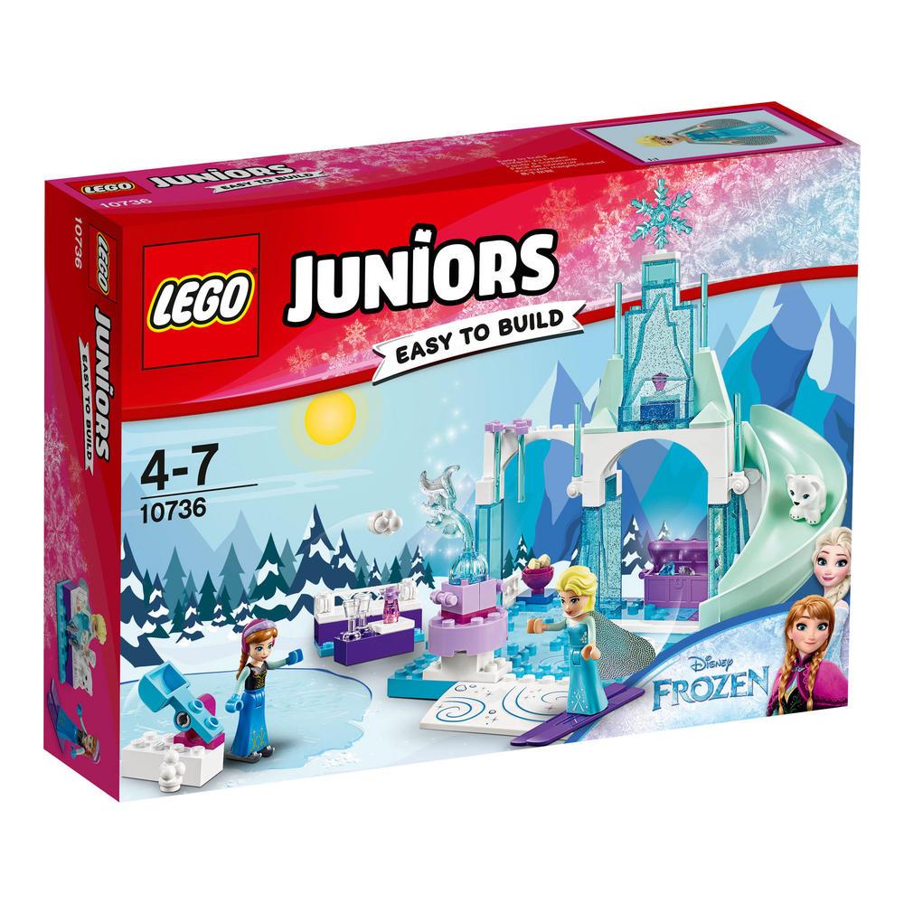 10736 LEGO Anna & Elsa's Frozen Playground JUNIORS