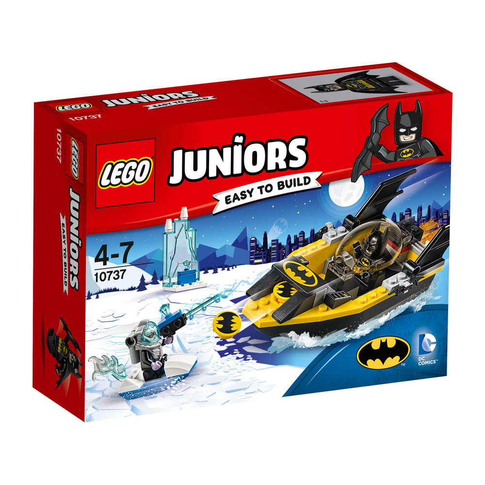 10737 LEGO Batman? vs. Mr. Freeze? JUNIORS