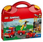 10740 LEGO Fire Patrol Suitcase JUNIORS