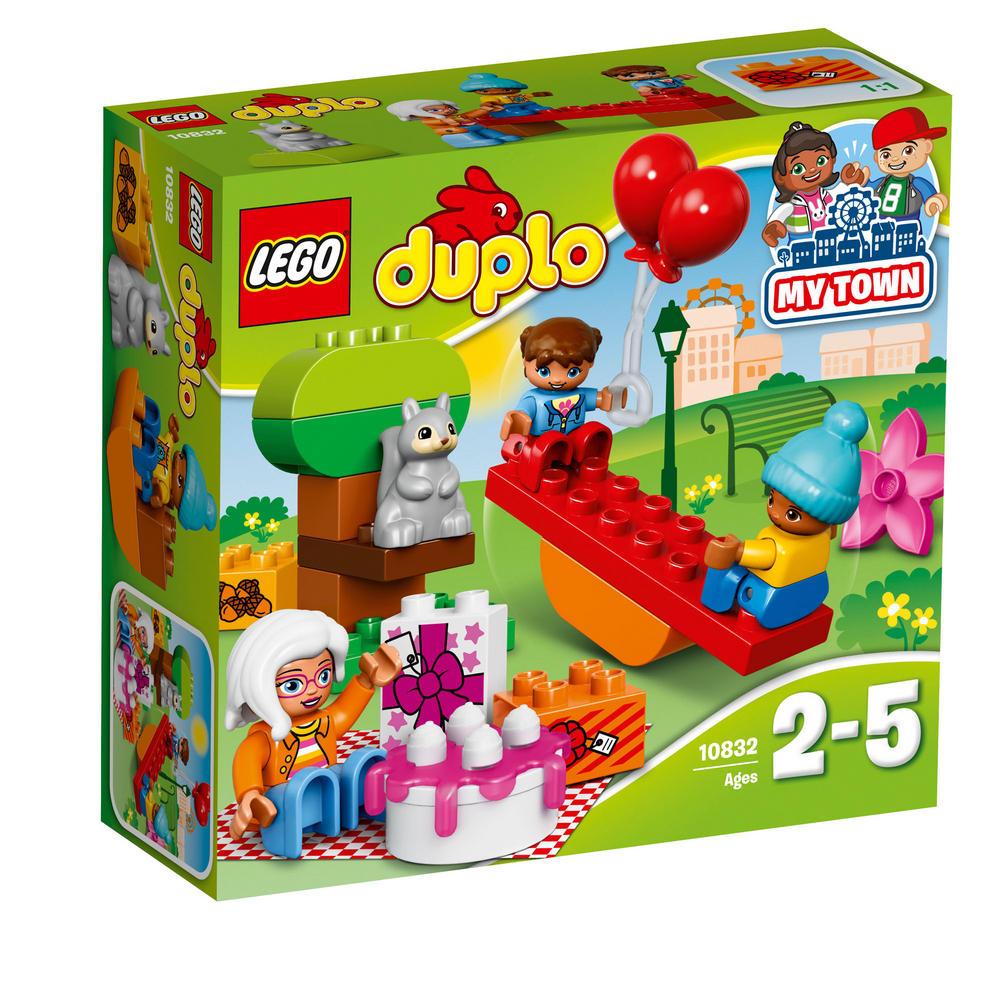 10832 LEGO Birthday Picnic DUPLO TOWN