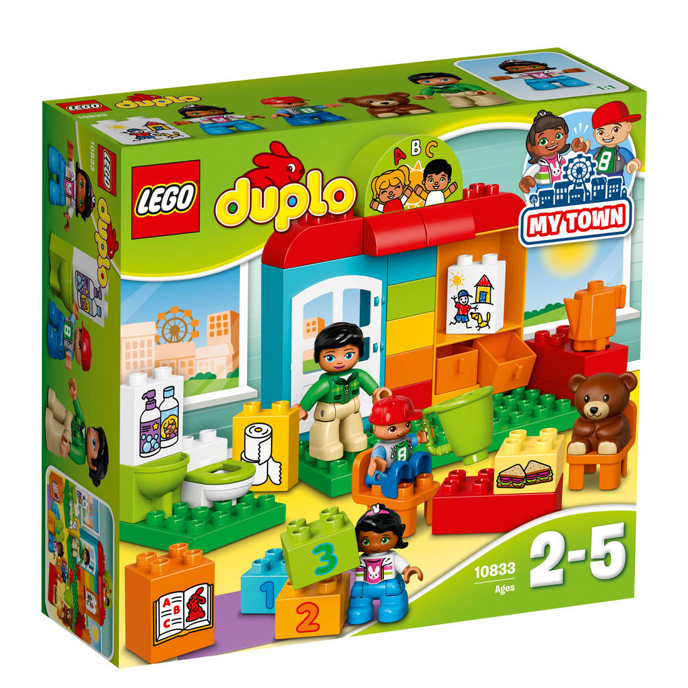 10833 LEGO Preschool DUPLO TOWN