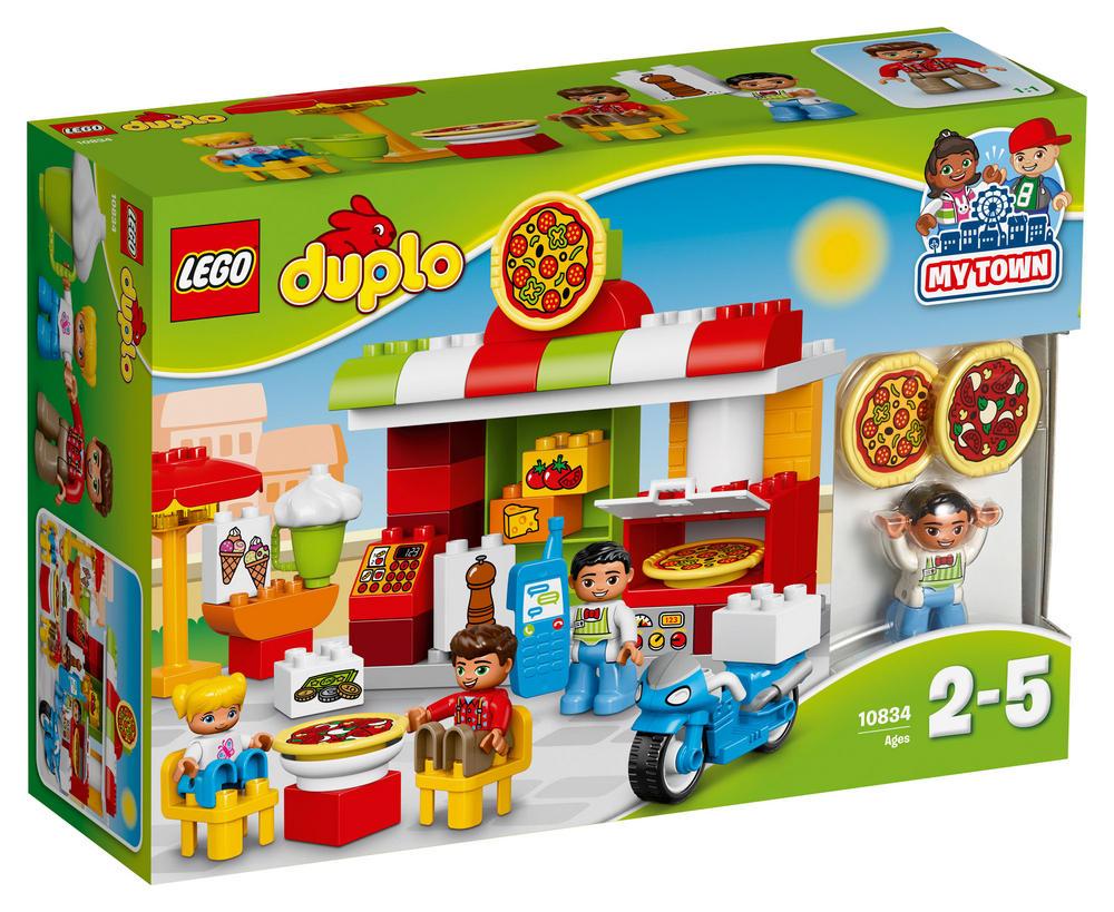 10834 LEGO Pizzeria DUPLO TOWN