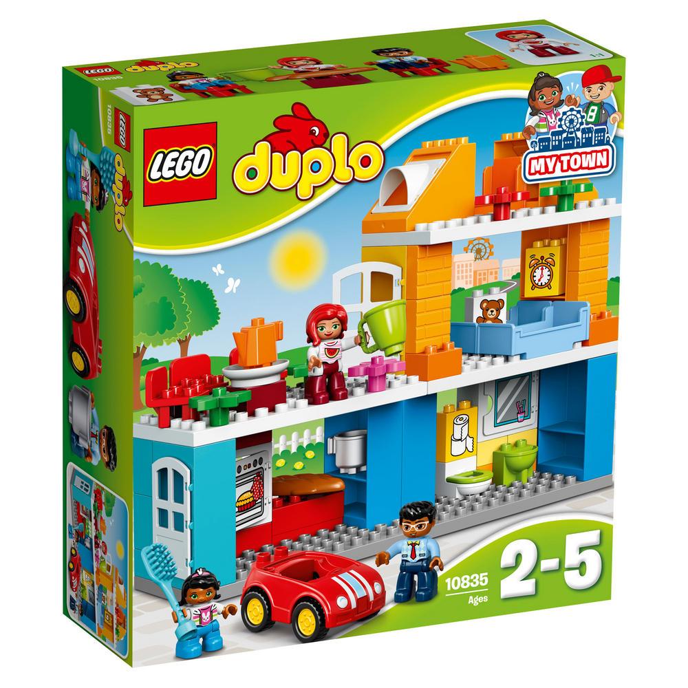10835 LEGO Family House DUPLO TOWN