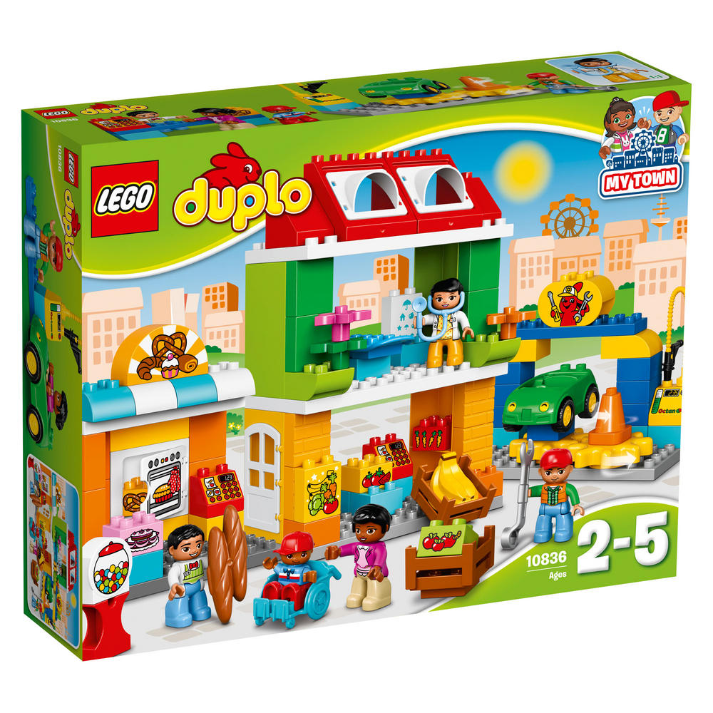 10836 LEGO Town Square DUPLO TOWN