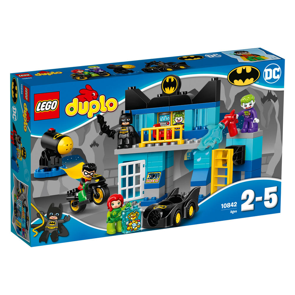 10842 LEGO Batcave Challenge DUPLO SUPER HEROES